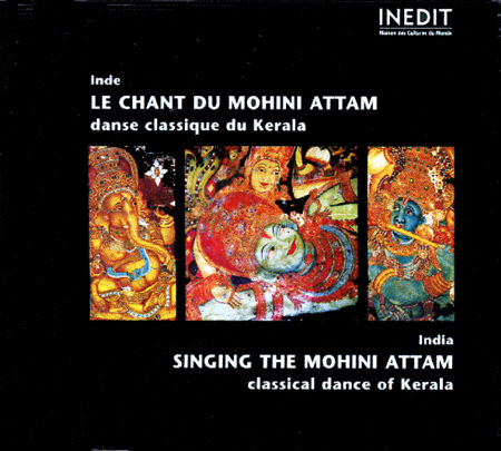 CD Le chant du mohini attam