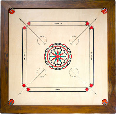 Table de carrom
