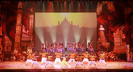 Dernière tournée Bharati en France et Suisse 2014